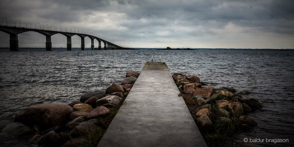Öland Bridge - Sweden